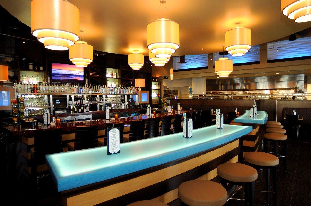 333 Pacific + Seafood (1) Bar Area