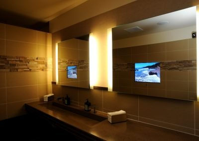 333 Pacific + Seafood (5) Restroom Area